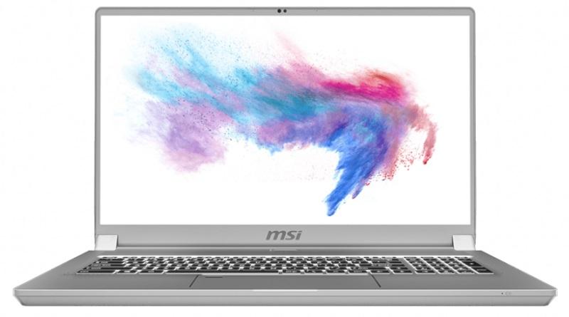 Profesionálny notebook MSI Creator 17