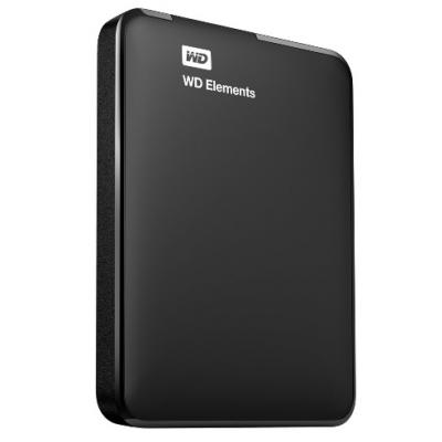 "Western Digital Externý disk 2.5"" Elements Portable 500GB USB"