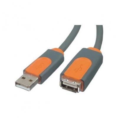 BELKIN USB 2.0 A - USB 2.0 A predlžovací kábel M/F 1,8m prémiový