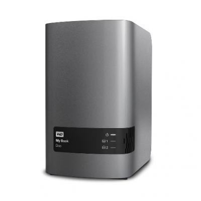 "Western Digital Externý disk 3.5"" My Book Duo 4TB USB 3.0"