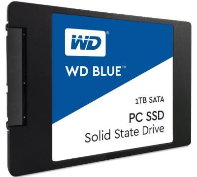 Western Digital SSD 1TB Blue series Sata3