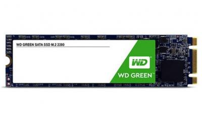 Western Digital SSD M.2 240GB Green 3D