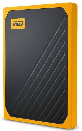 Western Digital Externý disk My Passport GO 2TB USB 3.0
