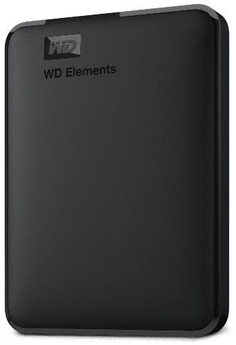 Western Digital Externý disk 2.5